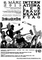8-März Aktion flt*vv_Plakat-dt